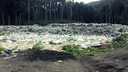 Villa La Angostura rubbish dump, Neuquén Province, Argentinean Patagonia
